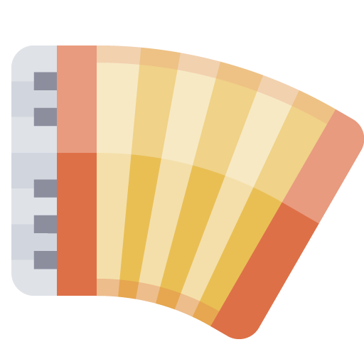 Accordion, Musical, Instrument Icon Free Of Musical Instrument