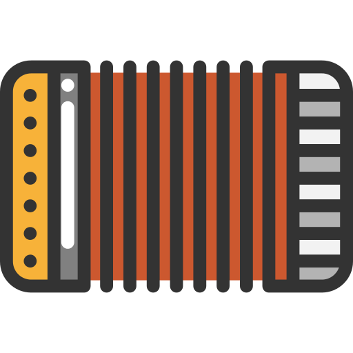 Accordion Png Icon