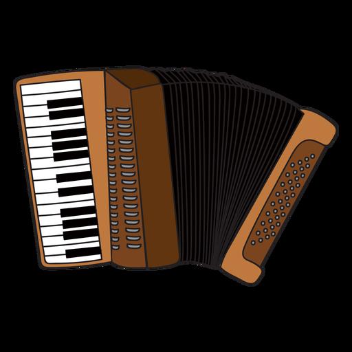 Accordion Musical Instrument Doodle