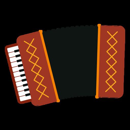 Accordion Musical Instrument Icon