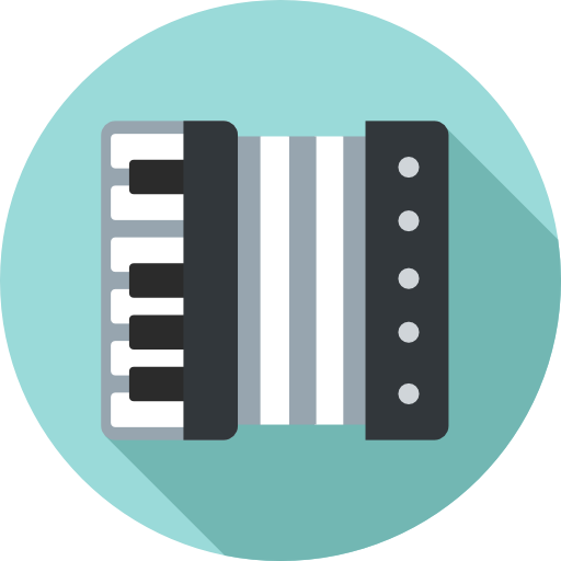 Accordions, Musical, Accordion, Harmonic, Music And Multimedia