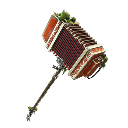 Axcordion Harvesting Tool Pickaxes