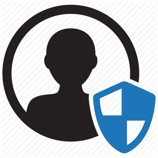 Account, Avatar, Person, Profile, Protection, Security, User Icon