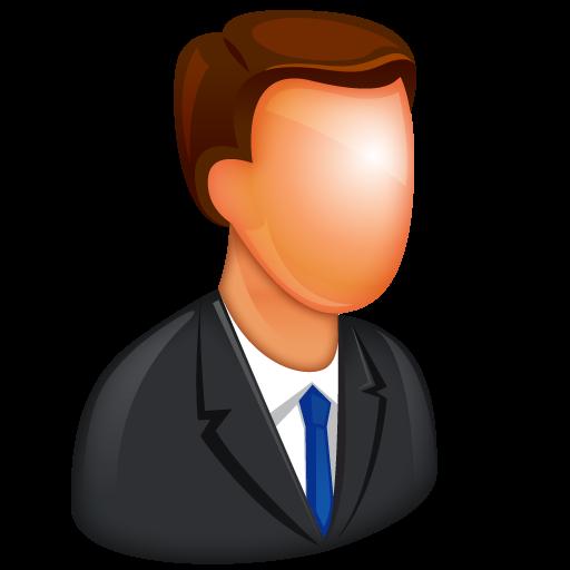Account Transparent Icon