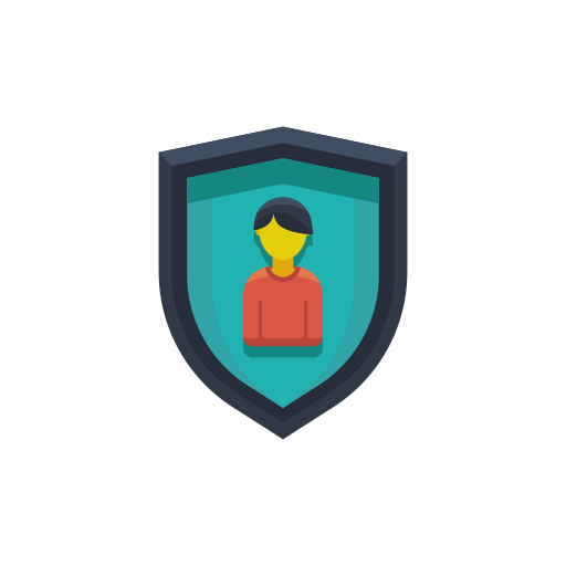 Protected Account Icon Free Download
