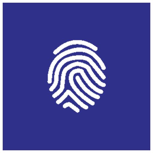 Small Biometric Icon Neighborhood Credit Union