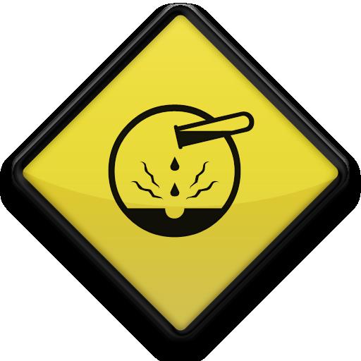 Sulfuric Acid Hard Hat Hunter