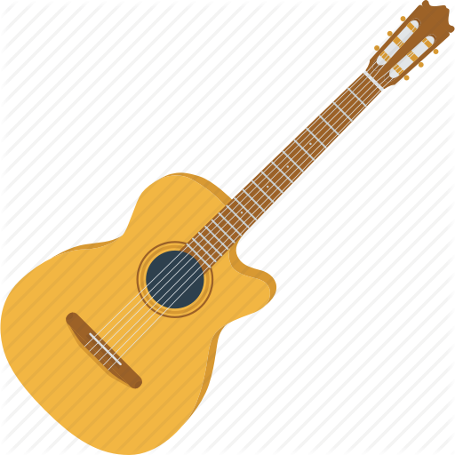 Acoustic, Guitar, Instrument, Music, Musician, Play Icon