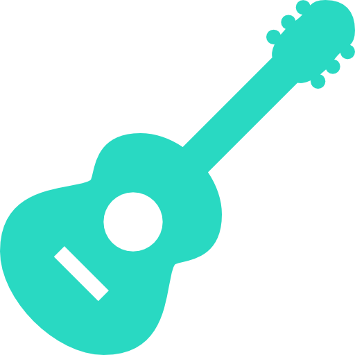 Acoustic, Guitar, Musical, Instrument Icon Free Of Musical