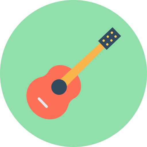 Acoustic Guitar Guitar Png Icon