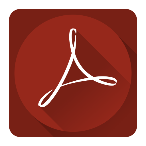 Acrobat Icon Free Of Adobe Icons