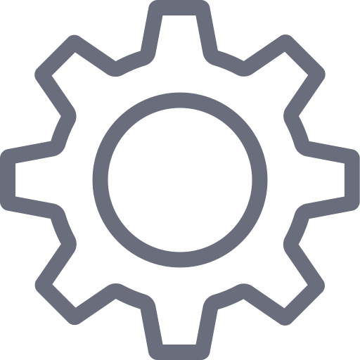 Action, Gear, Cog, Preferences, Service, Options, Settings Icon