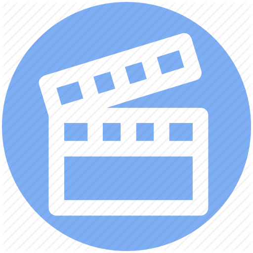 Action, Action Movie, Cinema, Clapperboard, Film, Film Action Icon