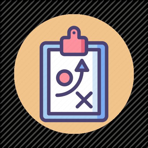 Action Plan, Plan, Strategy Icon