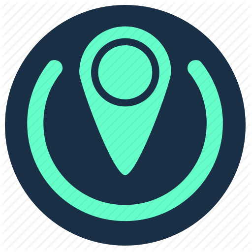 Active, Cursor, Geo, Point, Pointer, Position Icon