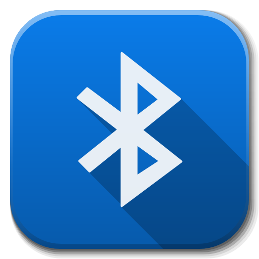 Apps Bluetooth Active Icon Flatwoken Iconset Alecive