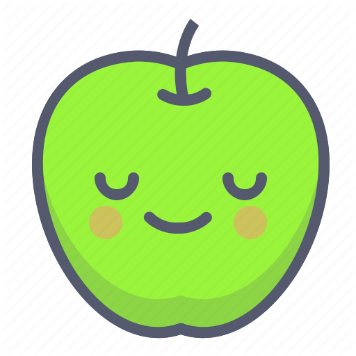 Adam, Apple, Eve, Fruit, Vegetable, Veggie Icon
