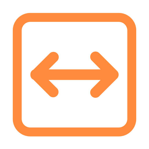 Adaptation Width, Adaptation, Change Icon With Png And Vector