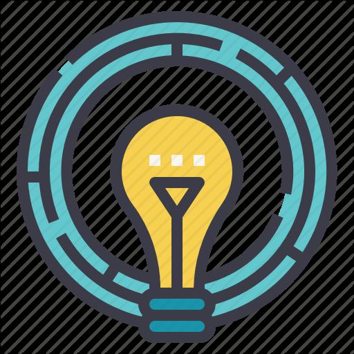 Creative, Critical, Idea, Problem, Solving, Thinking Icon