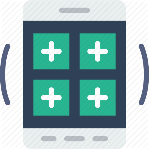 Add, App, Apps, Interaction, Interface, Mobile Icon
