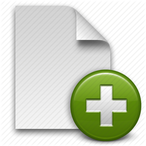 Add, Document, Documents, File, New, Page, Paper Icon