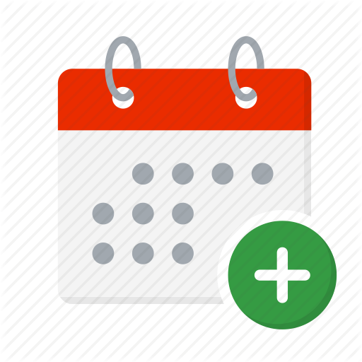 Appointment, Calendar, Create, Date, Event, New, Reminder Icon