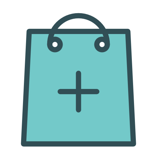 Bag, Shop, Shopping, Add Icon Free Of Swift Icons