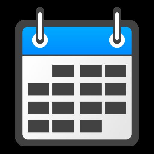 Icon Symbol Calendar
