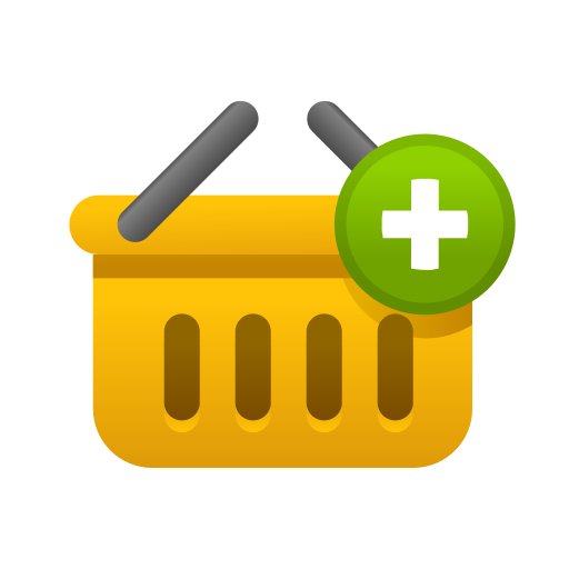 Add, Bag, Basket, Cart, Ecommerce, Shopping, Store Icon Free