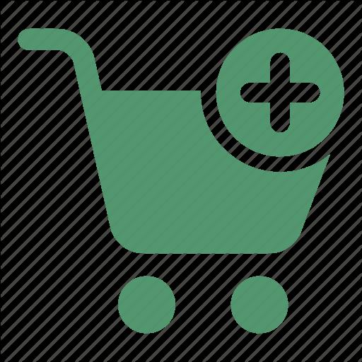 Add, Buy, Cart, Plus, Shopping Cart Icon