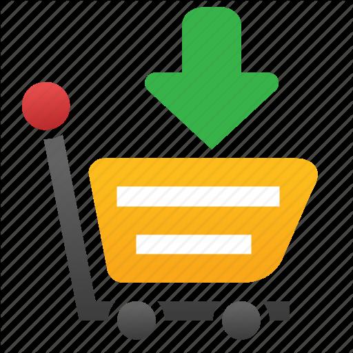 Add Product, Basket, Buy, Cart, Put, Shopping, Webshop Icon