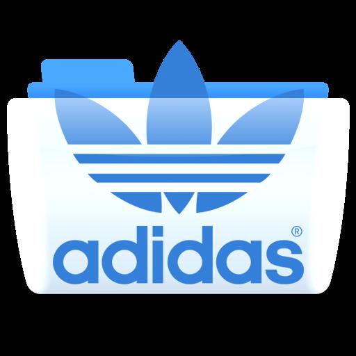 Adidas, Folder, Icon Free Of Colorflow Icons