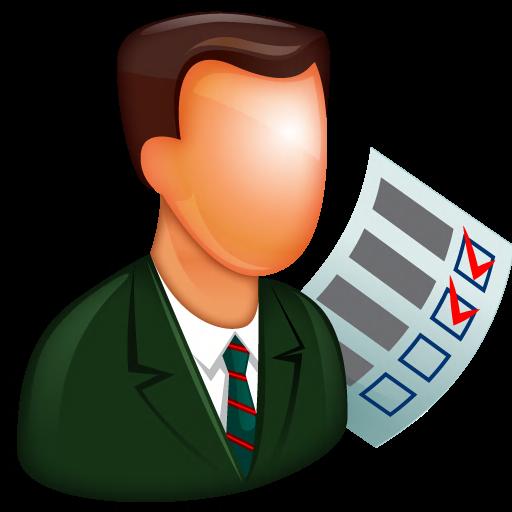 Supervisor Icon Free Large Boss Iconset Aha Soft
