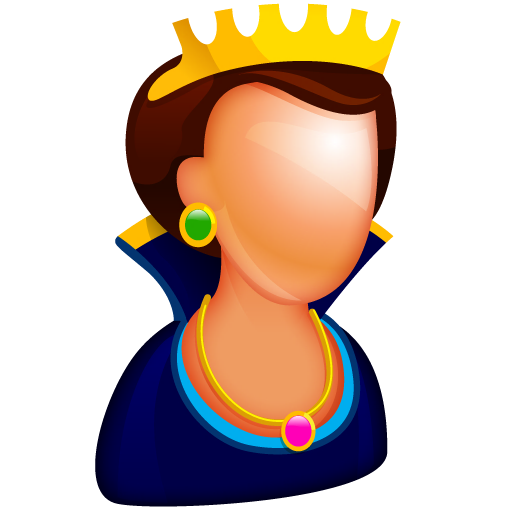 Queen Icon Free Large Boss Iconset Aha Soft