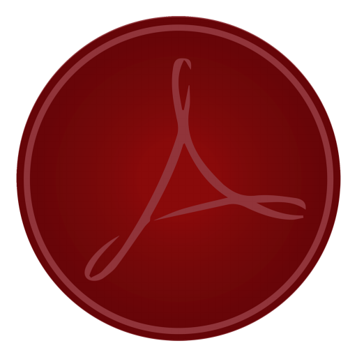 Adobe Acrobat Icon Adobe Cc Iconset Benou