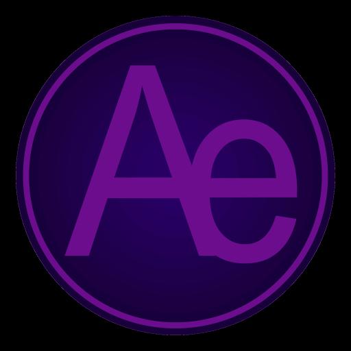 Adobe Ae Icon Adobe Cc Iconset Benou