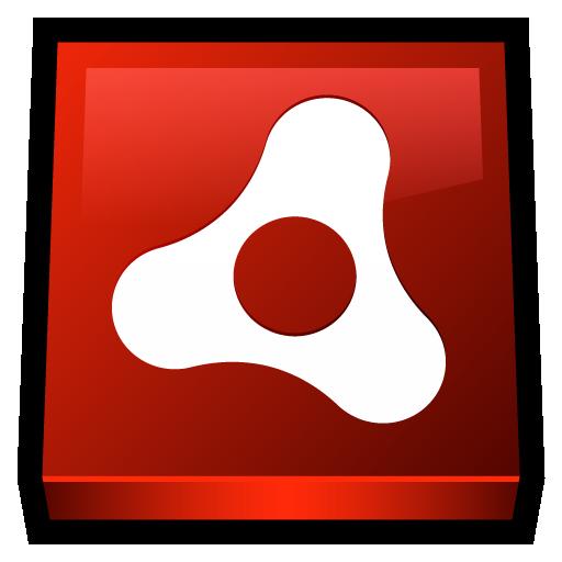 Adobe, Air Icon