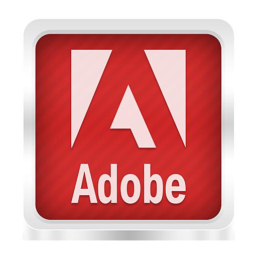 Adobe Logo Icon Download Free Icons