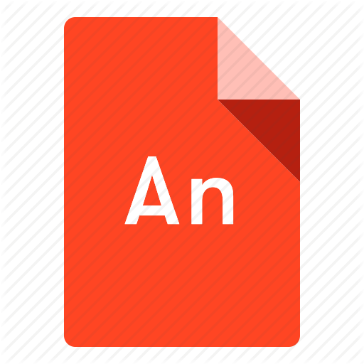 Adobe, Animate, Cc, Creative, Files, Program Icon