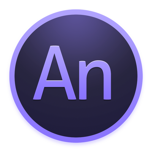 Adobe Edge Animate Icon Yosemite Adobe Cc Dark Iconset