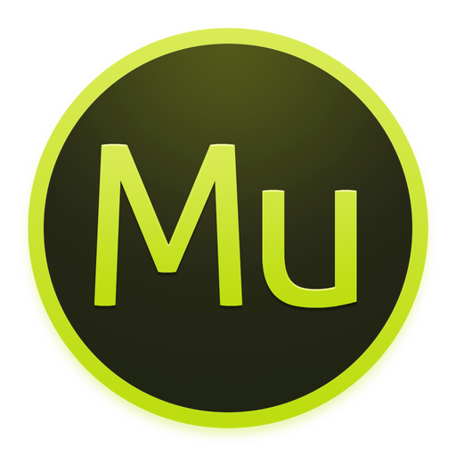 Adobe Muse Icon Yosemite Adobe Cc Dark Iconset