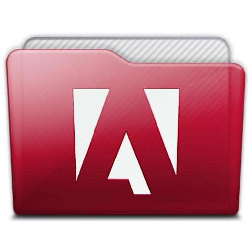 Folder Adobe Icon Free Download As Png And Icon Easy
