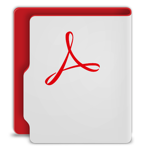 Adobe Acrobat Cc Icon Free Download As Png And Formats