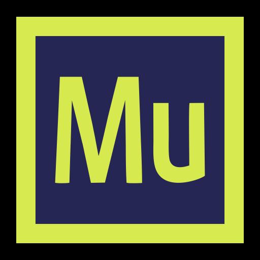 Adobe, Builder, Cc, Cloud, Creative, Muse, Website Icon