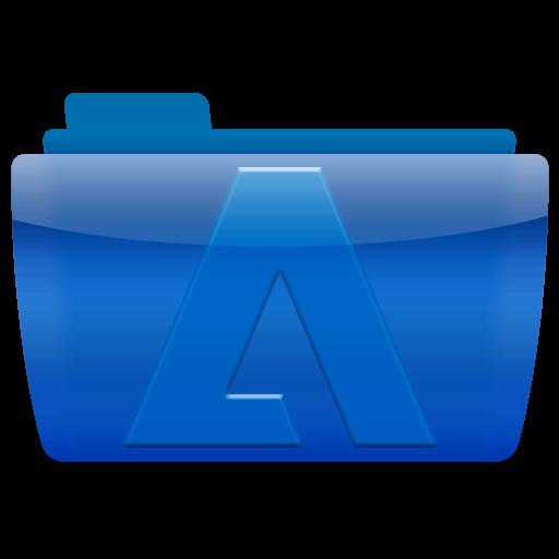 Adobe, Folder, Icon Free Of Colorflow Icons