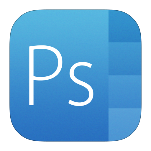 Adobe Photoshop Icon Style Iconset Iynque