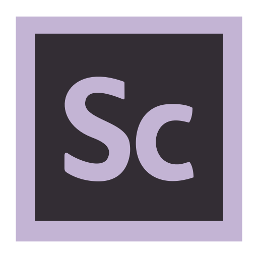 Creative, Publishing, Scout, Desktop, Cloud, Cc, Adobe Icon