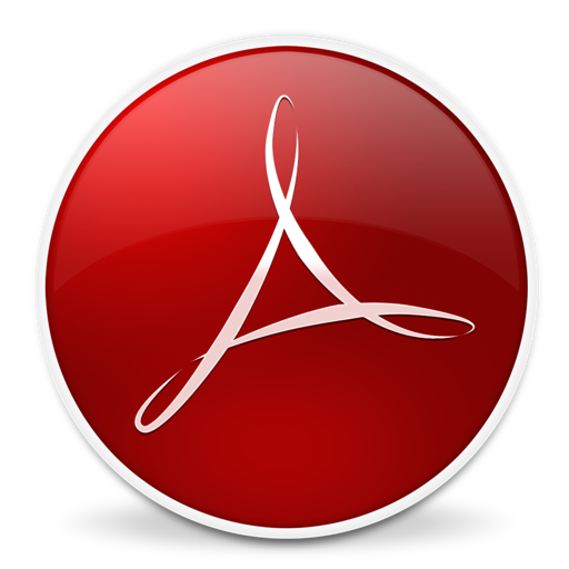 Adobe Reader Icon Free Download As Png And Icon Easy