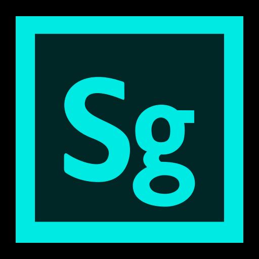 Adobe, Creative, Speedgrade, Cloud, Cc Icon