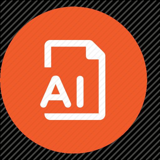 Adobe, Illustrator, Vector Icon